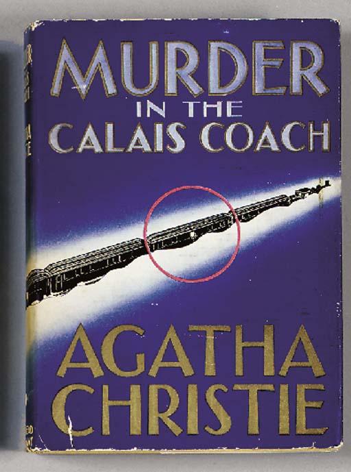 CHRISTIE, Agatha. Murder in th
