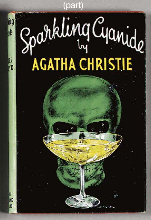CHRISTIE, Agatha. Sparkling Cy