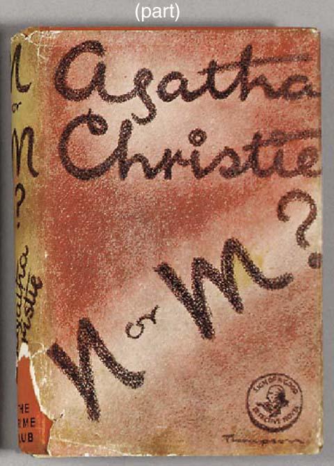 CHRISTIE, Agatha. A collection