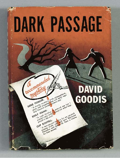 GOODIS, David. Dark Passage. N