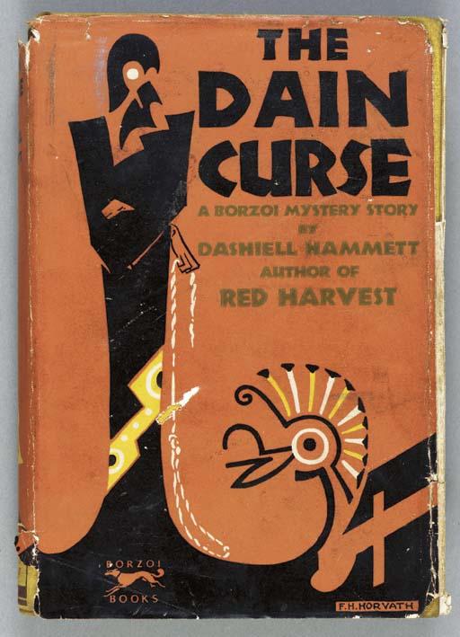 HAMMETT, Dashiell. The Dain Cu