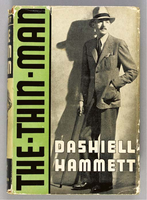 HAMMETT, Dashiell. The Thin Ma