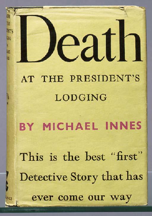 INNES, Michael (Pseudonym of J