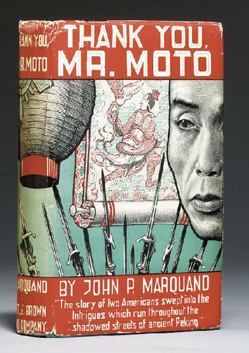 MARQUAND, John P. Thank You, M