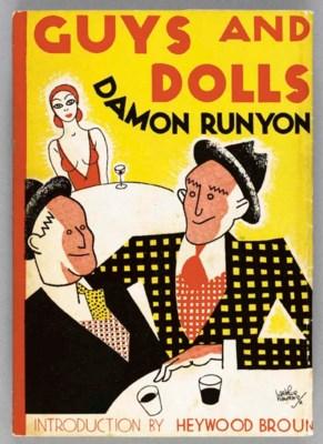 RUNYON, Damon (1880-1946). Guy