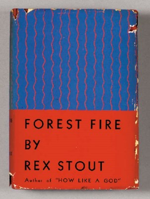 STOUT, Rex. Forest Fire. New Y