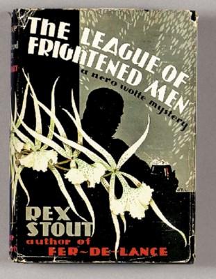 STOUT, Rex. The League of Frig