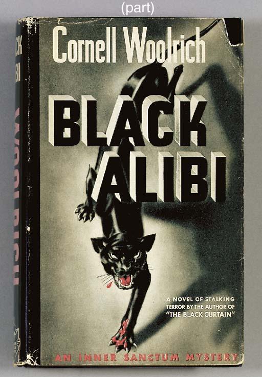 WOOLRICH, Cornell. The Black C
