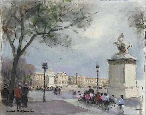 Jules-Rene Herve (1887-1981)