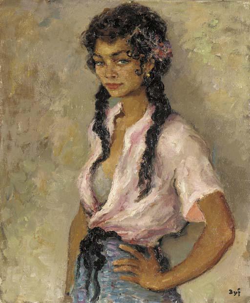 Marcel Dyf (1899-1885)