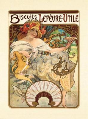 'BISCUITS LEFEVRE-UTILE,' A LI