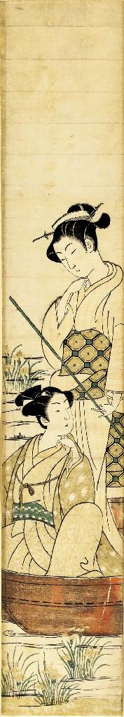 Style of Suzuki Harunobu (1724-1770),