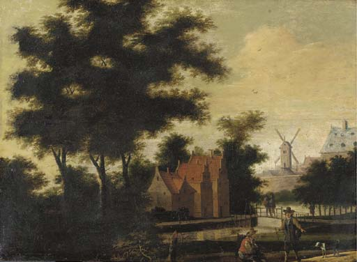 Attributed to The 'Pseudo-Sonje', (active in Rotterdam, late 17th Century)