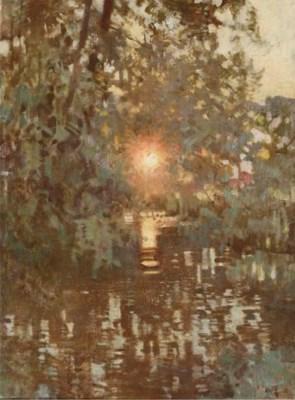 Fred Appleyard (British, 1874-