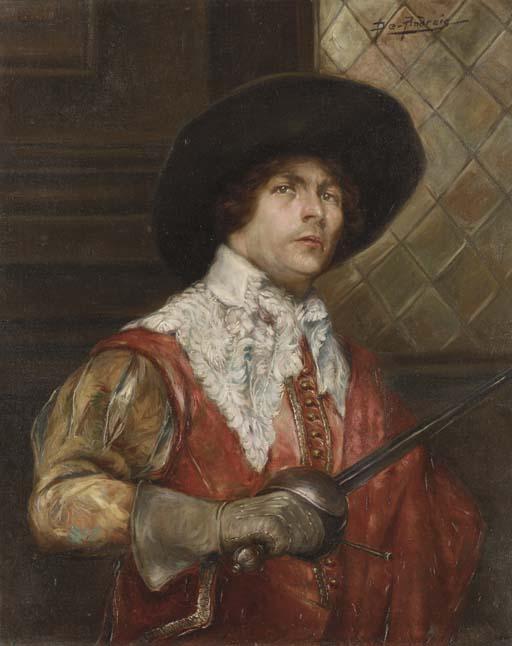 Alex de Andreis (British, b. c