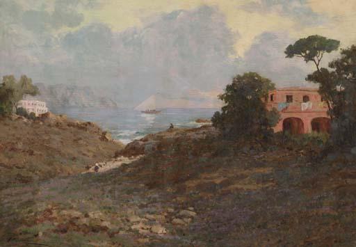 Guido Casciaro (Italian, b. 19