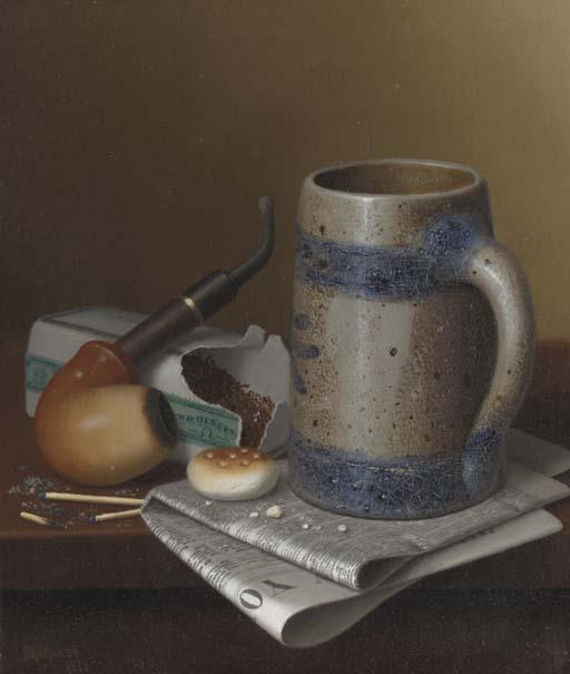 William Michael Harnett (1848-