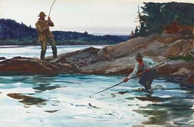 Ogden Milton Pleissner (1905-1