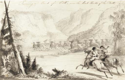 Alfred Jacob Miller (1810-1874