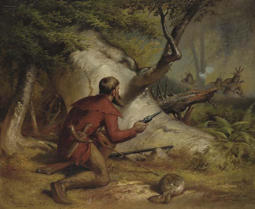 George Frederick Bensell (1837