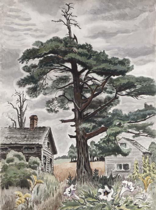 Charles Burchfield (1893-1967)
