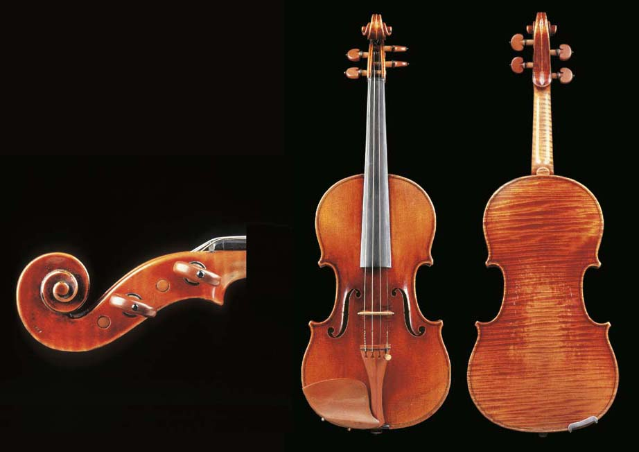 A FINE FRENCH VIOLIN