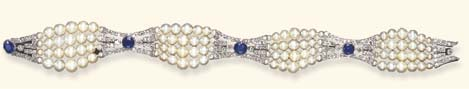 A BELLE EPOQUE NATURAL PEARL,