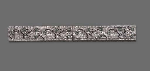 A SUPERB ART DECO DIAMOND, EME