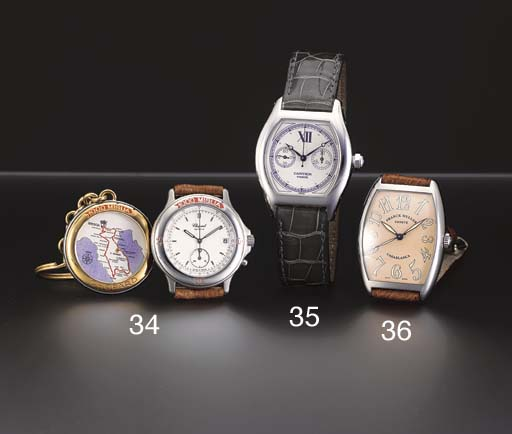 Chopard. A stainless steel sin