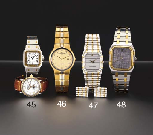 Blancpain and Cartier. A lot o