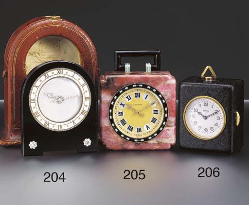 Cartier. A rhodonite, onyx, go