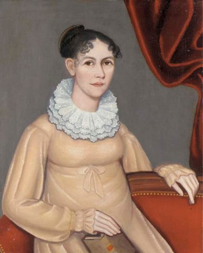 AMMI PHILLIPS (1788-1865)*