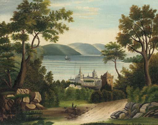 ATTRIBUTED TO THOMAS CHAMBERS (1808- circa 1866)*