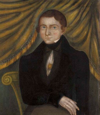 I. GILBERT (circa 1833-1840)