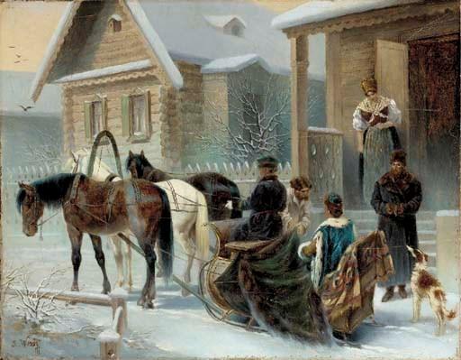 KARL BOGDANOVICH WENIG (1830-1