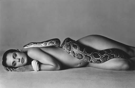 RICHARD AVEDON (BORN 1923)