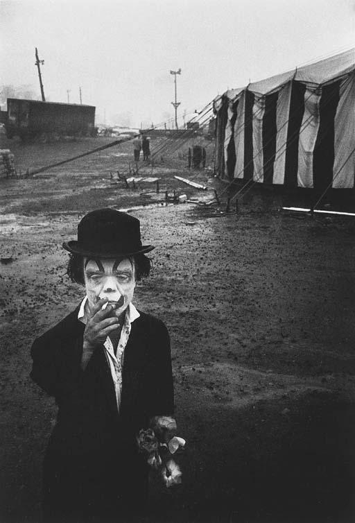 BRUCE DAVIDSON (BORN 1933)