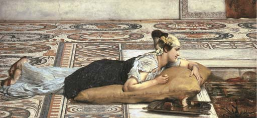 Sir Lawrence Alma-Tadema (Brit