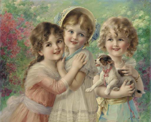 Emile Vernon (French, late 19t