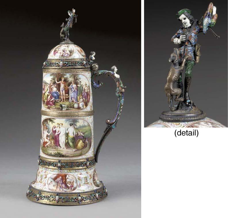 A large Viennese Renaissance s