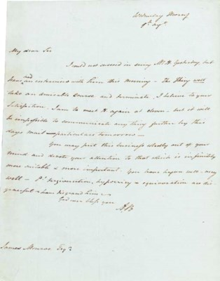 BURR, Aaron (1756-1836), Vice
