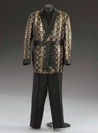 LIBERACE COSTUME FROM