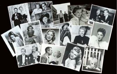 MOVIE STAR PHOTOGRAPHS