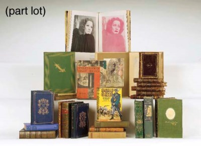 RONALD COLMAN BOOKS FROM HIS P