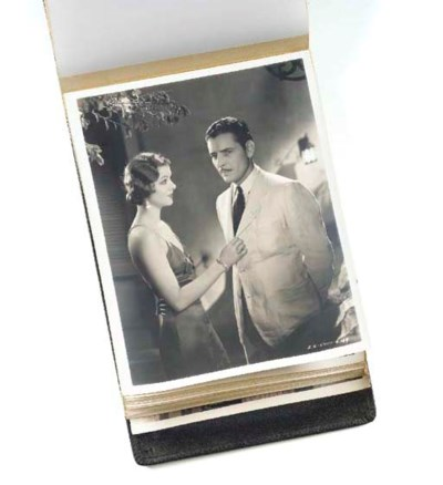 RONALD COLMAN KEYBOOK FROM
