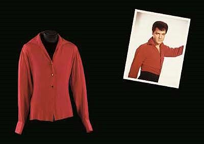 ELVIS PRESLEY SHIRT FROM