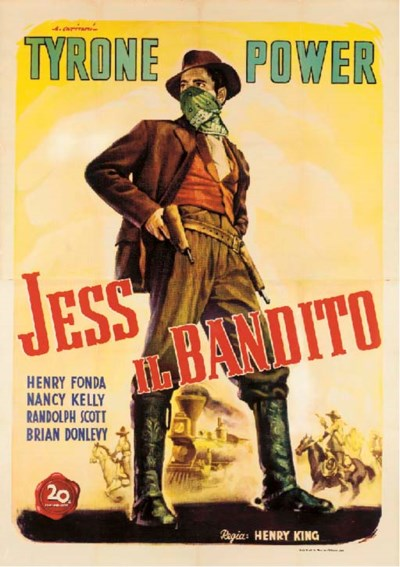 JESSE JAMES/JESS IL BANDITO