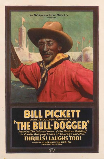 THE BULL-DOGGER