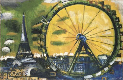 Marc Chagall (1887-1885)