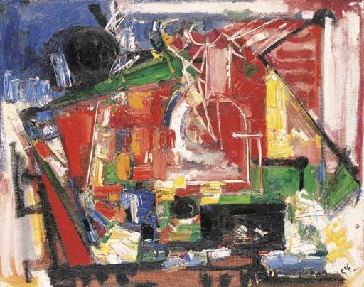 Hans Hofmann (1880-1966)